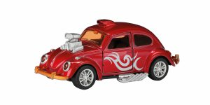 Hot Rod Kever Beetle Metal (Rood) Toi-Toys 13 cm