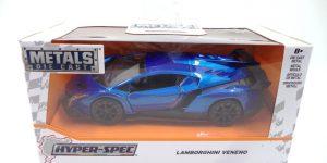2017 Lamborghini Veneno (Blauw) 1/32 Jada
