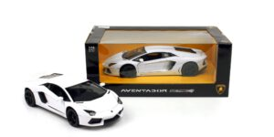 Lamborghini Aventador LP700-4 (Wit) 1/18 Rastar