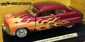 1949 Mercury Coupe Hot Rodding Adventures