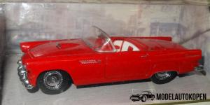 1955 Ford Thunderbird (Rood)
