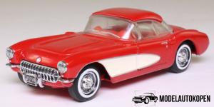 1956 Chevrolet Corvette (Rood)