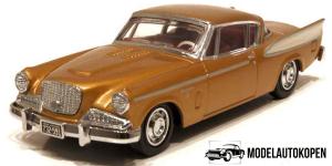 1958 Studebaker Golden Hawk (Goud)