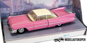 1959 Cadillac Coupe De Ville (Roze)