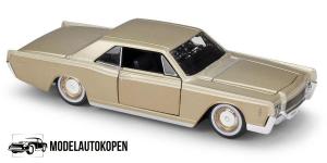 1966 Lincoln Continental (Crème)