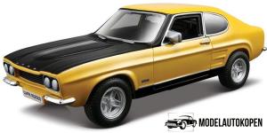 1970 Ford Capri RS2600 (Geel)