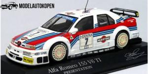 1995 Alfa Romeo 155 DTM Martini Racing Team
