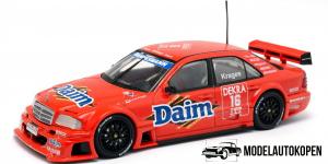 1995 Mercedes C Klasse DTM Team Zakspeed L. Krages (Rood)