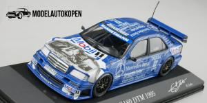 1995 Mercedes C Klasse DTM Presentation E