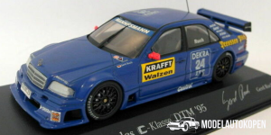 1995 Mercedes C Klasse DTM Ruch Motorsport G. Ruch (Blauw)