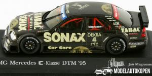 1995 Mercedes C Klasse DTM Team AMG J. Magnussen (Zwart)