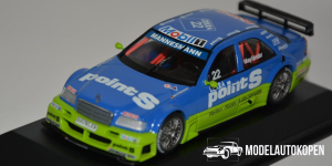 1995 Mercedes C Klasse DTM Team Persson B. Mayländer (Blauw)
