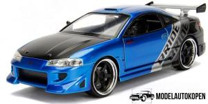 1995 Mitsubishi Eclipse (Blauw