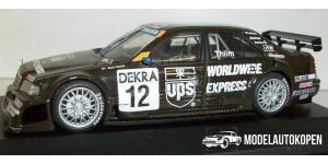 1996 Mercedes C Klasse DTM #12 (Zwart)