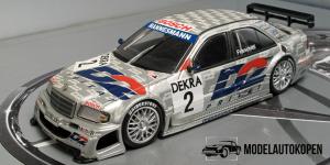 1996 Mercedes C Klasse DTM #2 (Zilver)