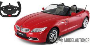 BMW Z4 (Rood) (Radiografisch Bestuurbaar / Remote Control) 1/12 Rastar