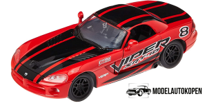2003 Dodge Viper SRT-10 GT Racing (Rood)