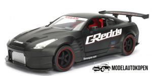 2009 Nissan GT-R Ben Sopra (Mat Zwart)