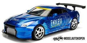 2009 Nissan GT-R Ben Sopra (Metallic Blauw)