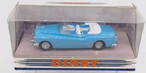 1953 Buick Skylark (Lichtblauw) 1/43 – The Dinky Collection – Matchbox Collectibles