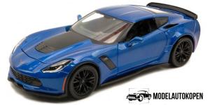 2015 Chevrolet Corvette Z06 (Blauw)