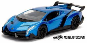 2017 Lamborghini Veneno (Blauw)