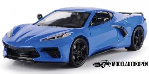 2020 Corvette Stingray C8 (Blauw)
