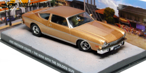 AMC Matador Coupe – The man with the golden gun (James Bond)
