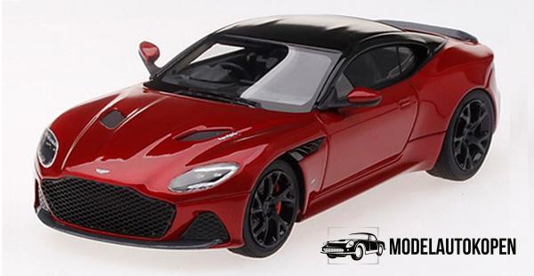 Aston Martin DBS Superleggera (Rood)