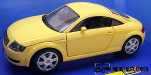 Audi TT Coupé (Crème) 1/18 Revell