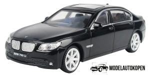 BMW 750 Li (Zwart)