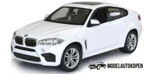 BMW X6M (Wit)