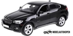BMW X6M (Zwart)