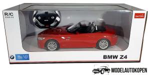 BMW Z4 (Rood) (Radiografisch Bestuurbaar / Remote Control)