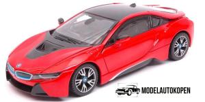 BMW i8 2015 (Rood)