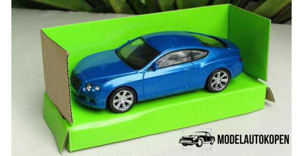 Bentley Continental GT (Blauw)