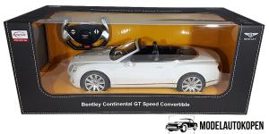 Bentley Continental GT Speed Convertible (Wit)