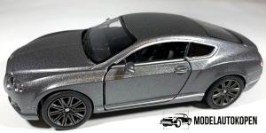Bentley Continental GT Speed (Donkergrijs)
