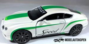 Bentley Continental GT Speed Sport (Wit)