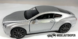 Bentley Continental GT Speed (Zilver)