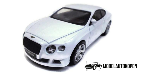 Bentley Continental GT (Wit)
