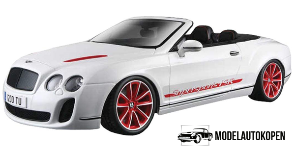 Bentley Continental Supersport ISR (Wit)