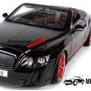 Bentley Continental Supersport ISR (Zwart)