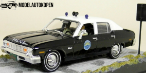 Chevrolet Nova Police – Live And Let Die (James Bond)