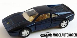 Ferrari 288GTO (Donkerblauw)