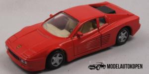 Ferrari 512TR (Rood)