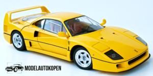 Ferrari F40 (Geel)
