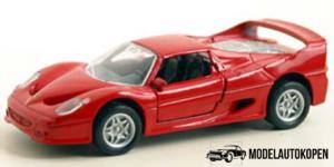 Ferrari F50 (Rood)