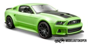 Ford Mustang Street Racer 2014 (Groen)