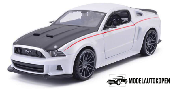 Ford Mustang Street Racer 2014 (Wit)